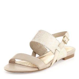 Elliott Lucca Leather Mia Sandals